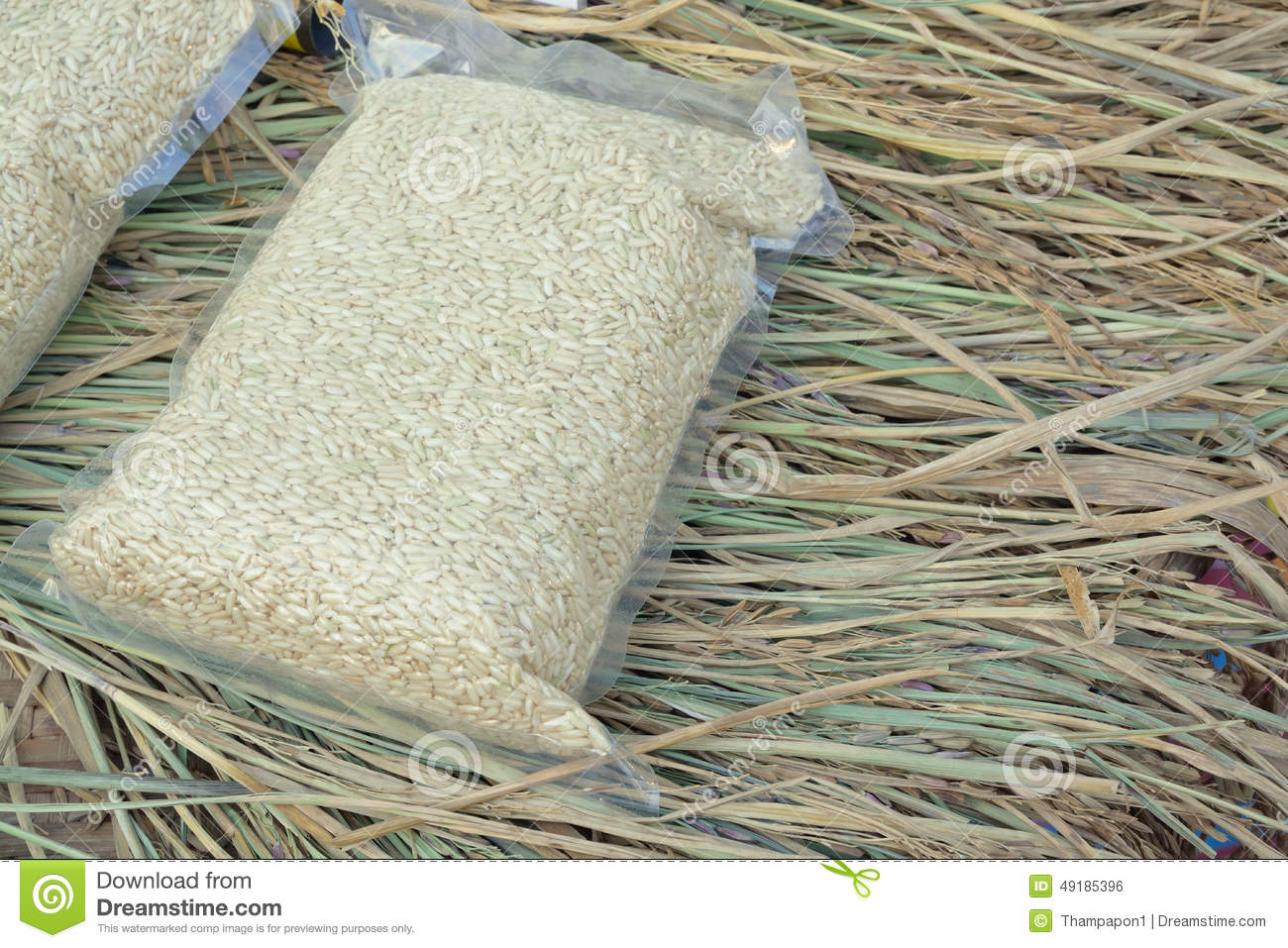 White long rice in weather or environment sealed or Vacuum plastic bag ... Vacuum Clipart Black And White