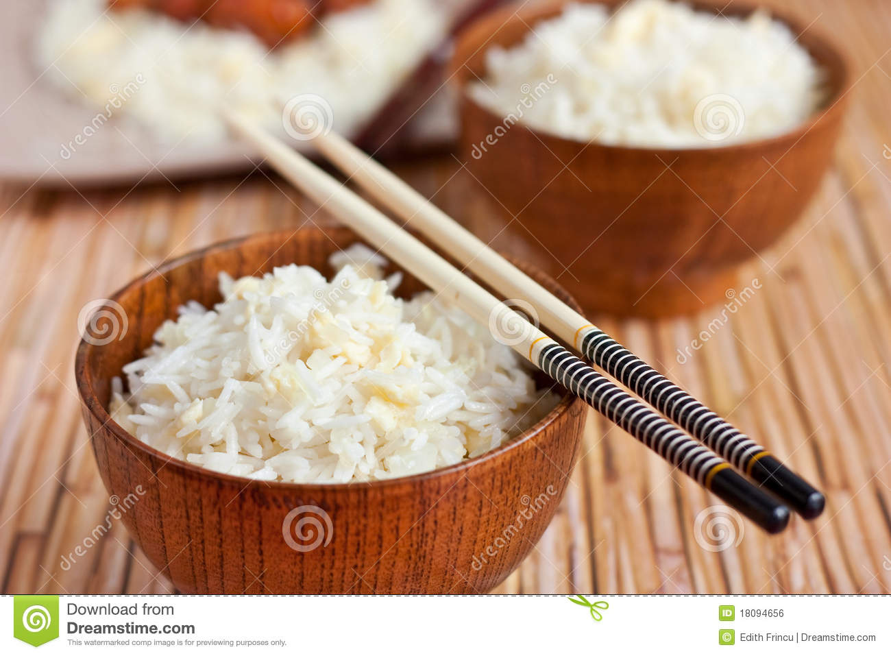 how to use chopsticks with rice