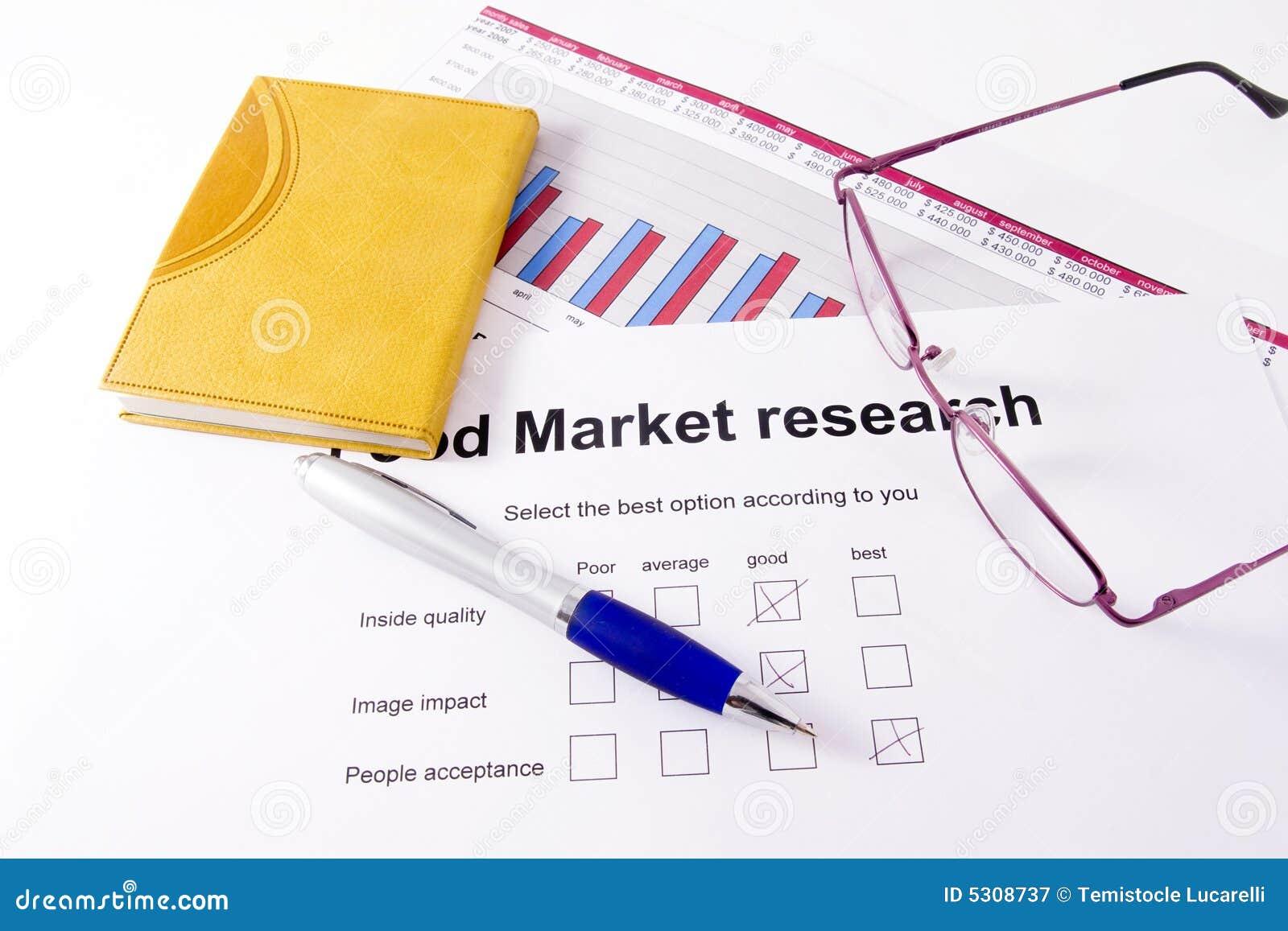 Download Ricerca di mercato immagine stock. Immagine di successo - 5308737