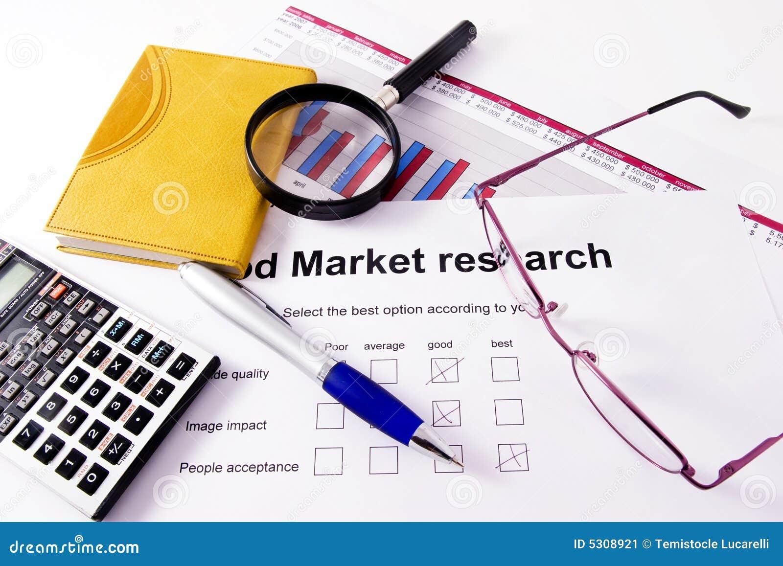 Download Ricerca di mercato immagine stock. Immagine di calcolatore - 5308921