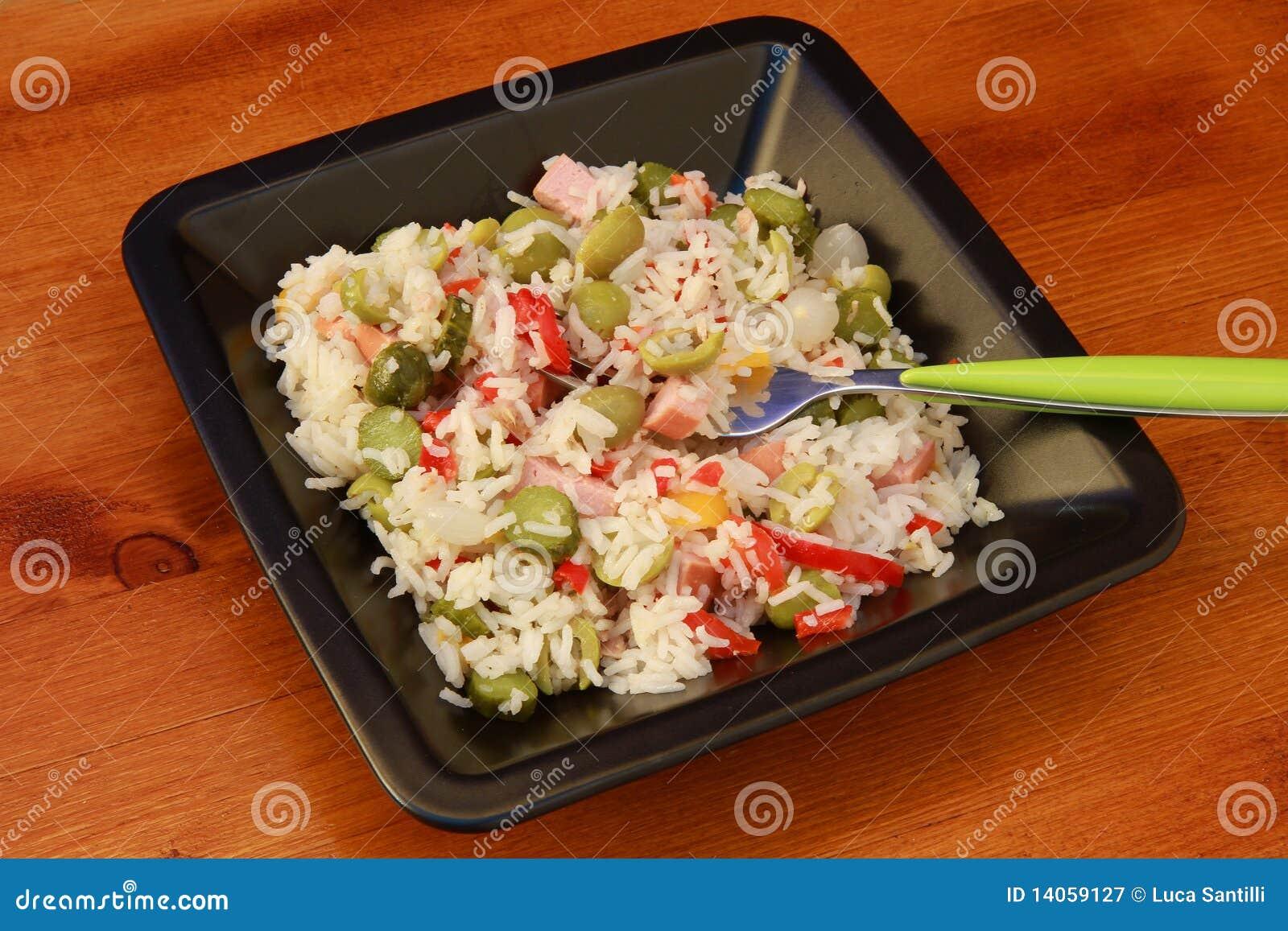 Ricesallad