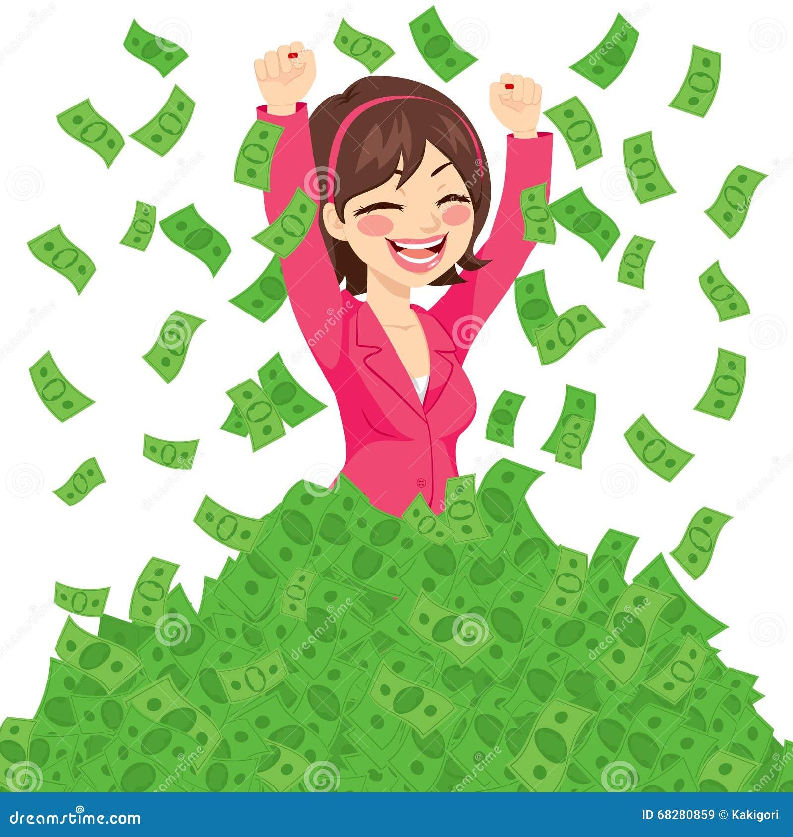 rich successful businesswoman stock vector image 68280859 business woman clip art free businessman clipart