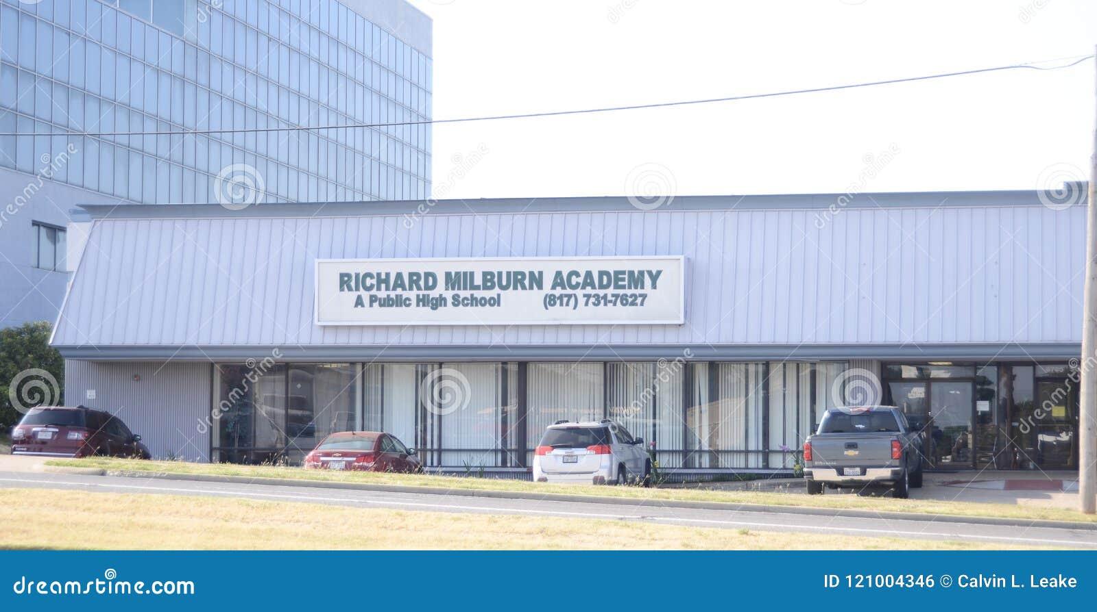 Richard Milburn Academy, Fort Worth, Texas