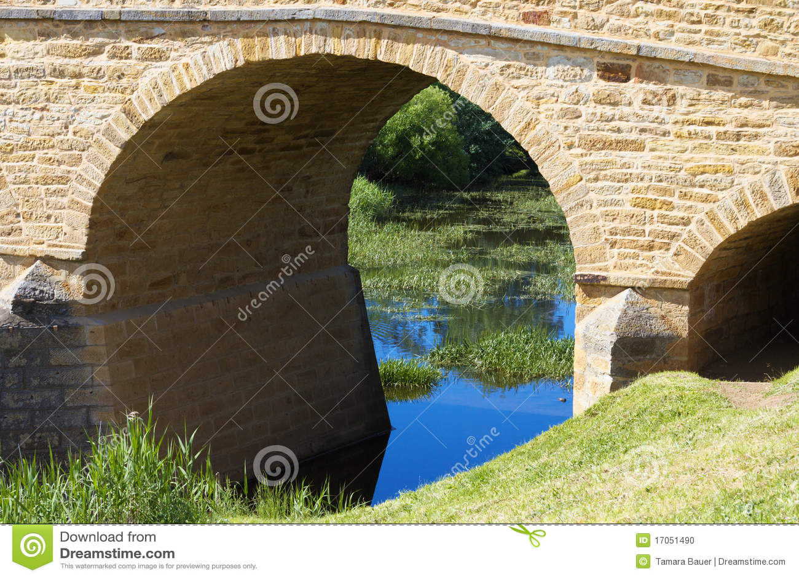 Richmond-Brücke, Tasmanien