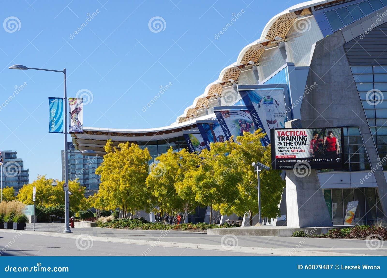 Richmond Olympic Experience, ROX