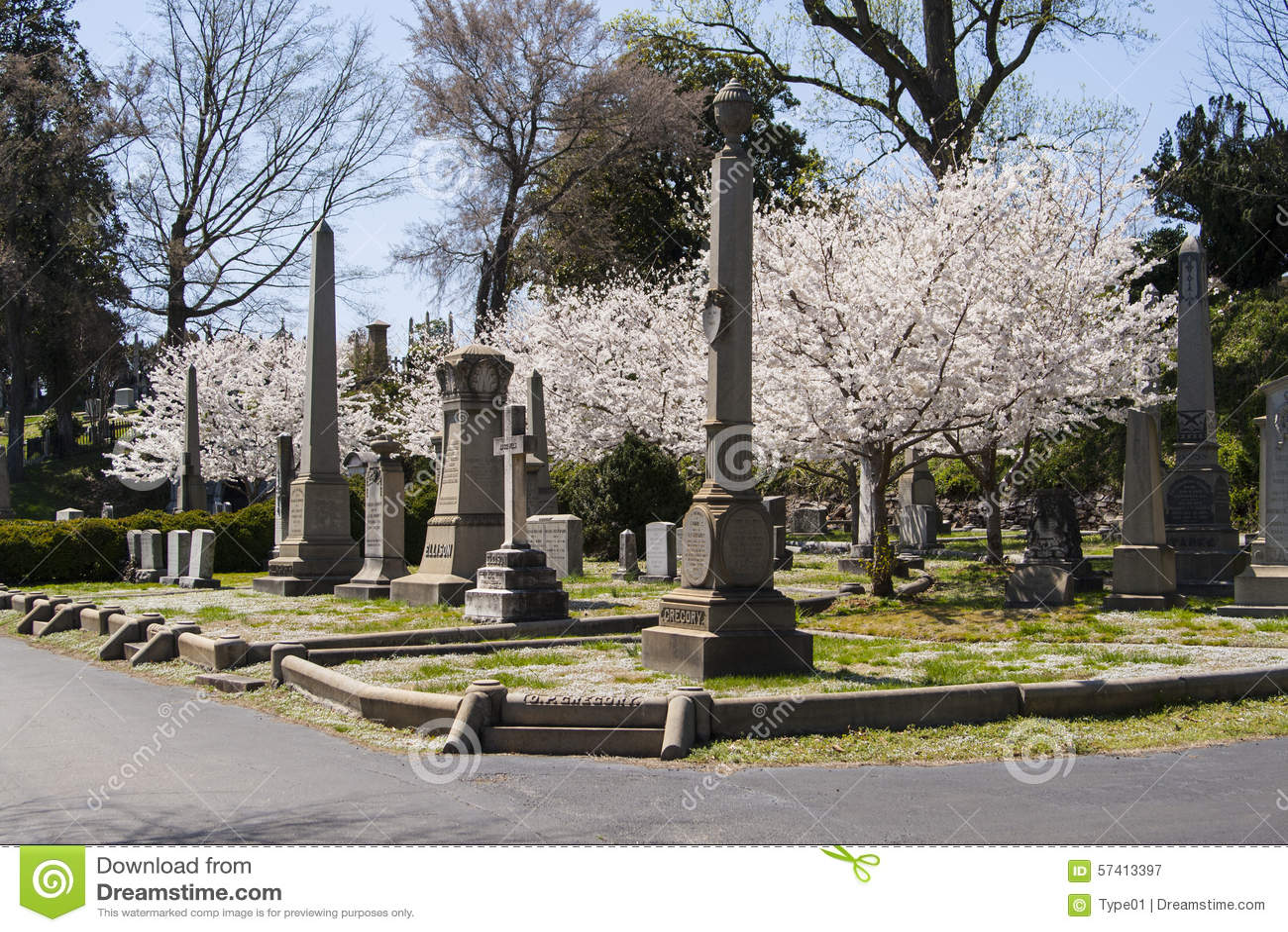 Richmond Virginia Hollywood Cemetery