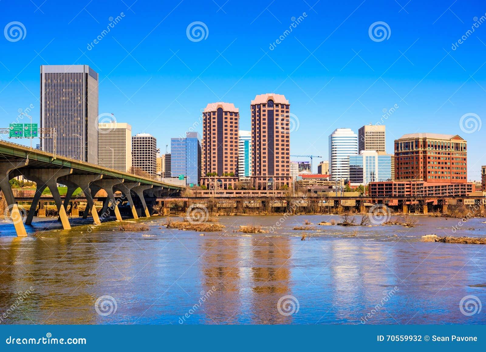 Richmond, Virginia, los E.E.U.U.