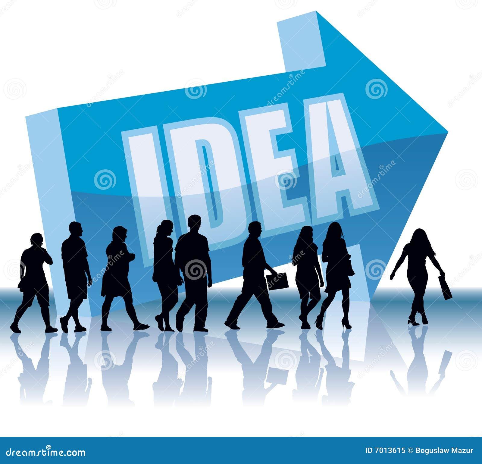 Richting - Idee