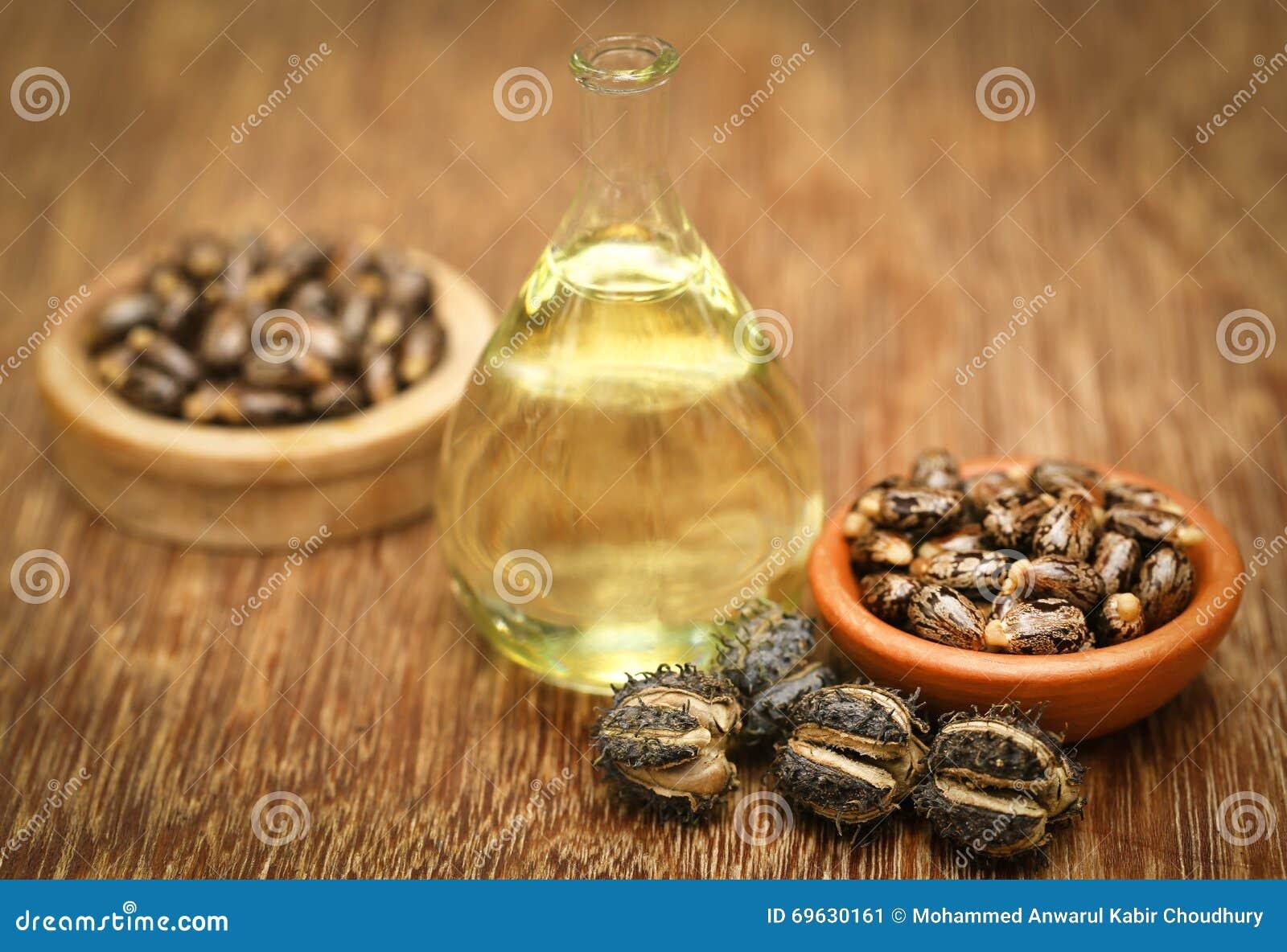 Ricinos y aceite