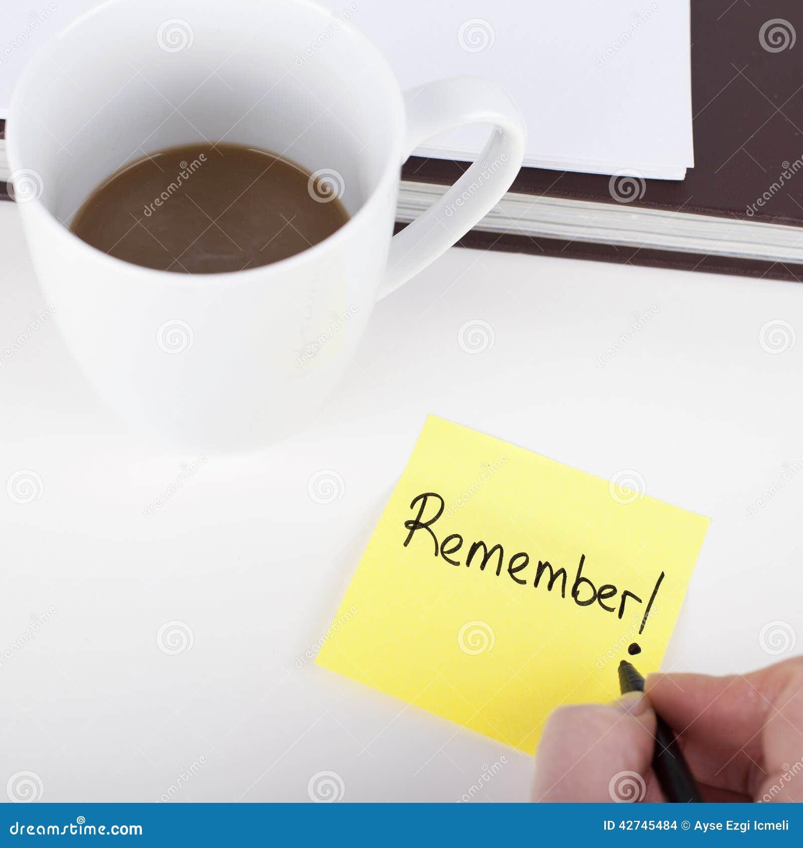 Ricordi la nota