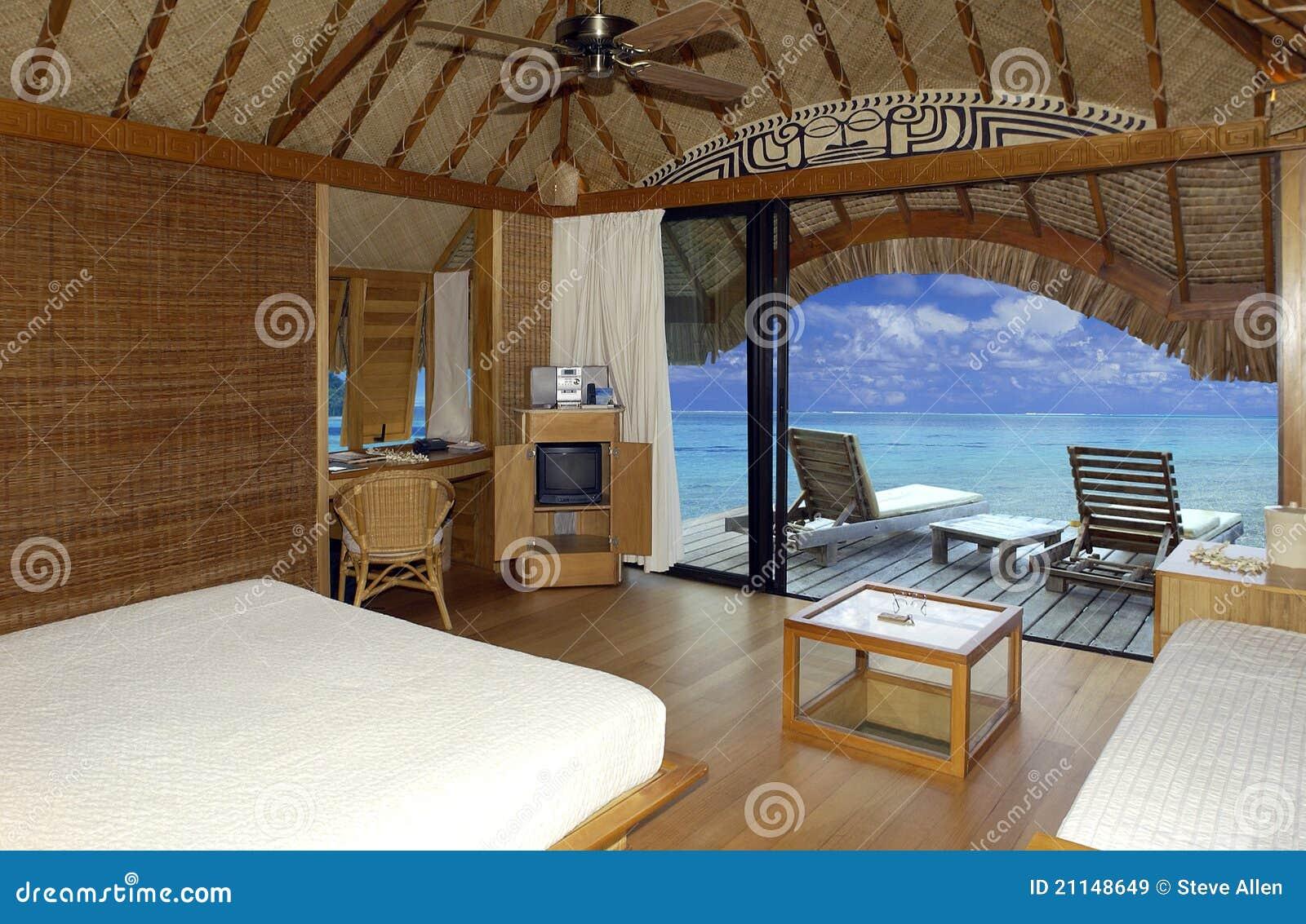 Ricorso di vacanza tropicale di lusso - Bora Bora