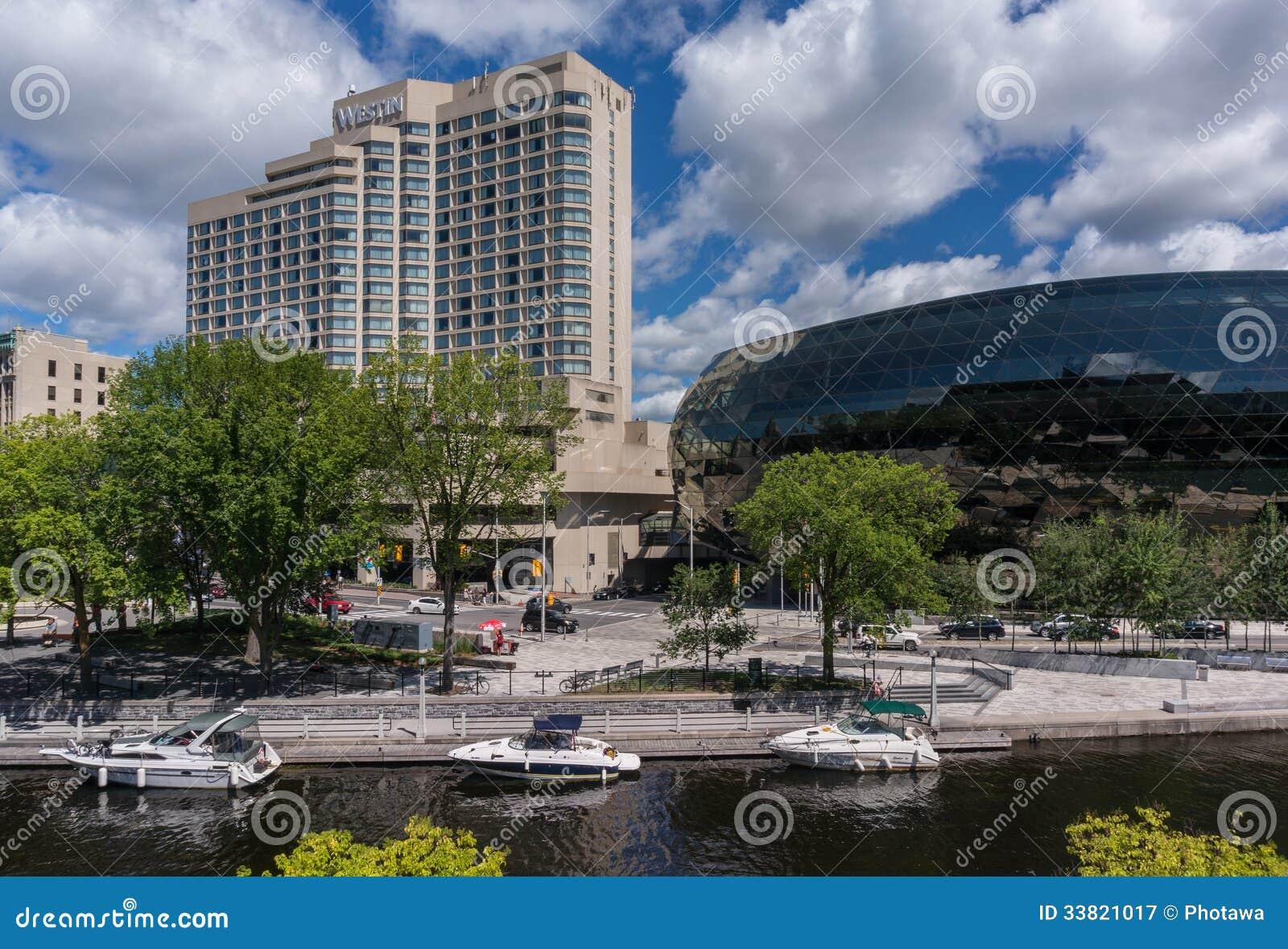 Westin Hotel Downtown Ottawa