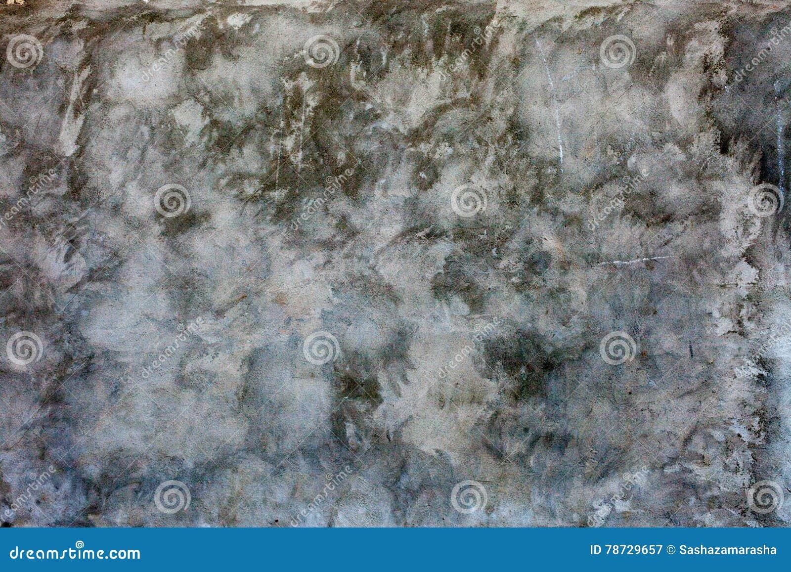 Riden ut Grungy betong texturerad vägg