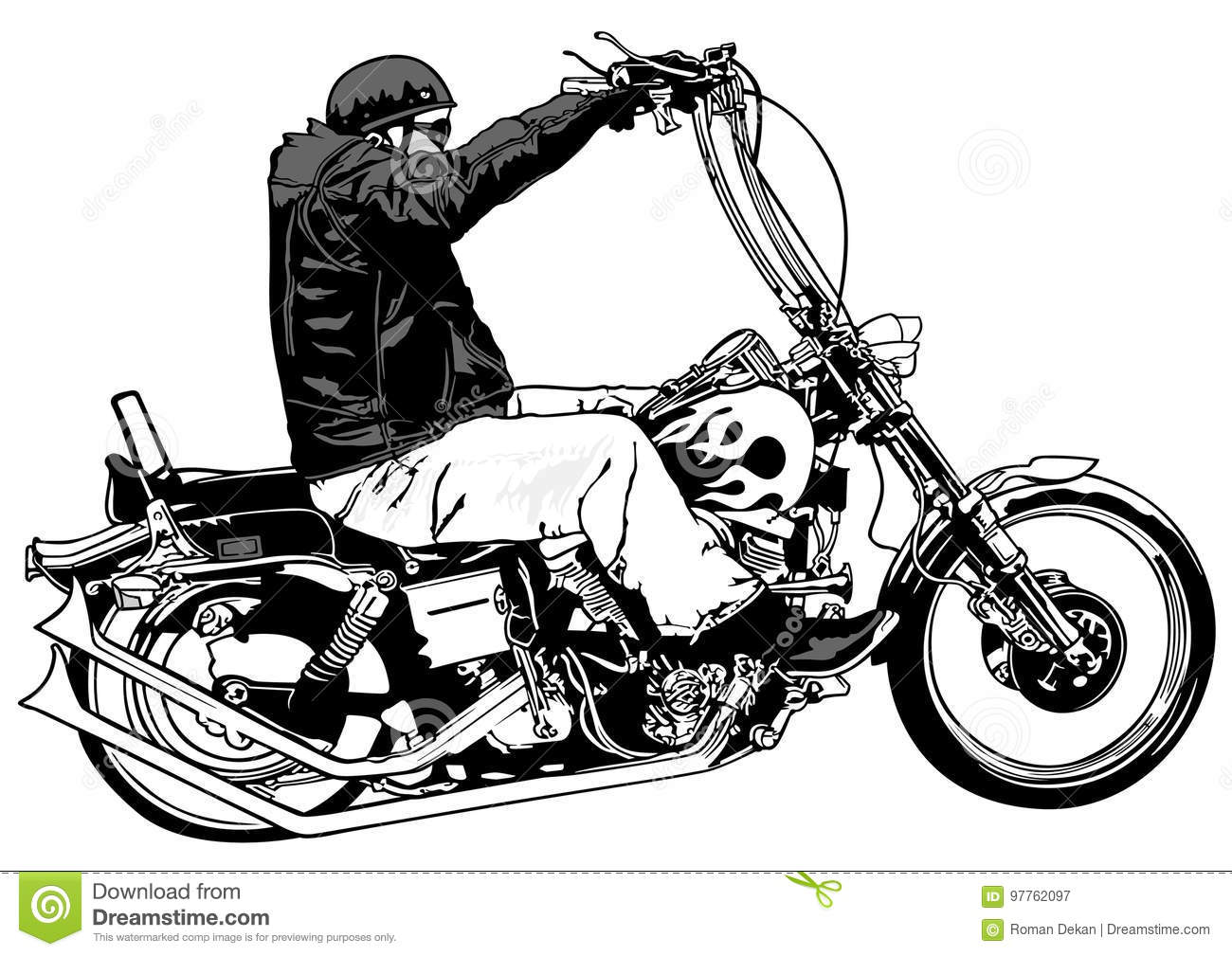 chopper stock illustrations  u2013 11 354 chopper stock