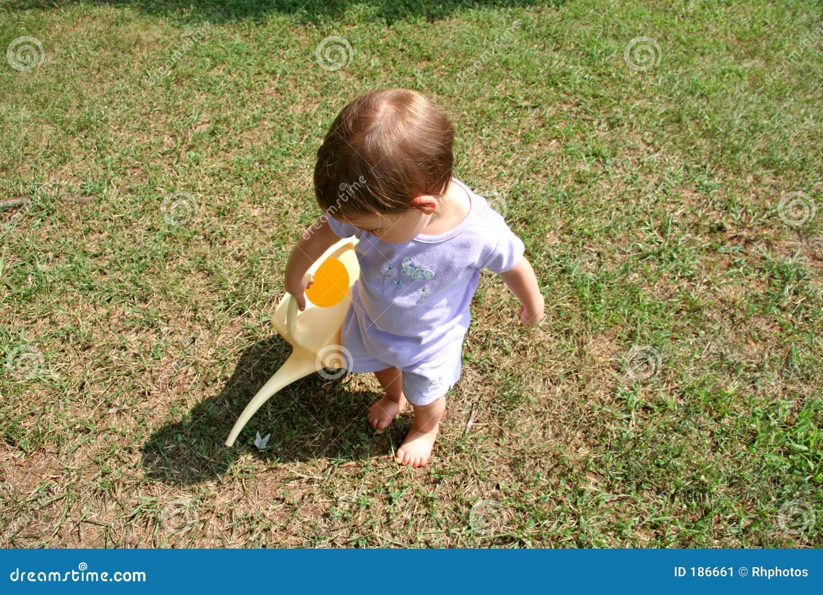 Riego del bebé