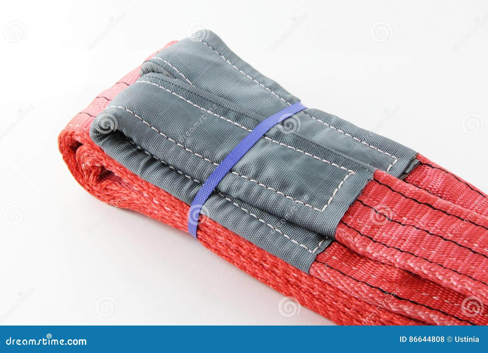Riemen des Textilgewebten materials