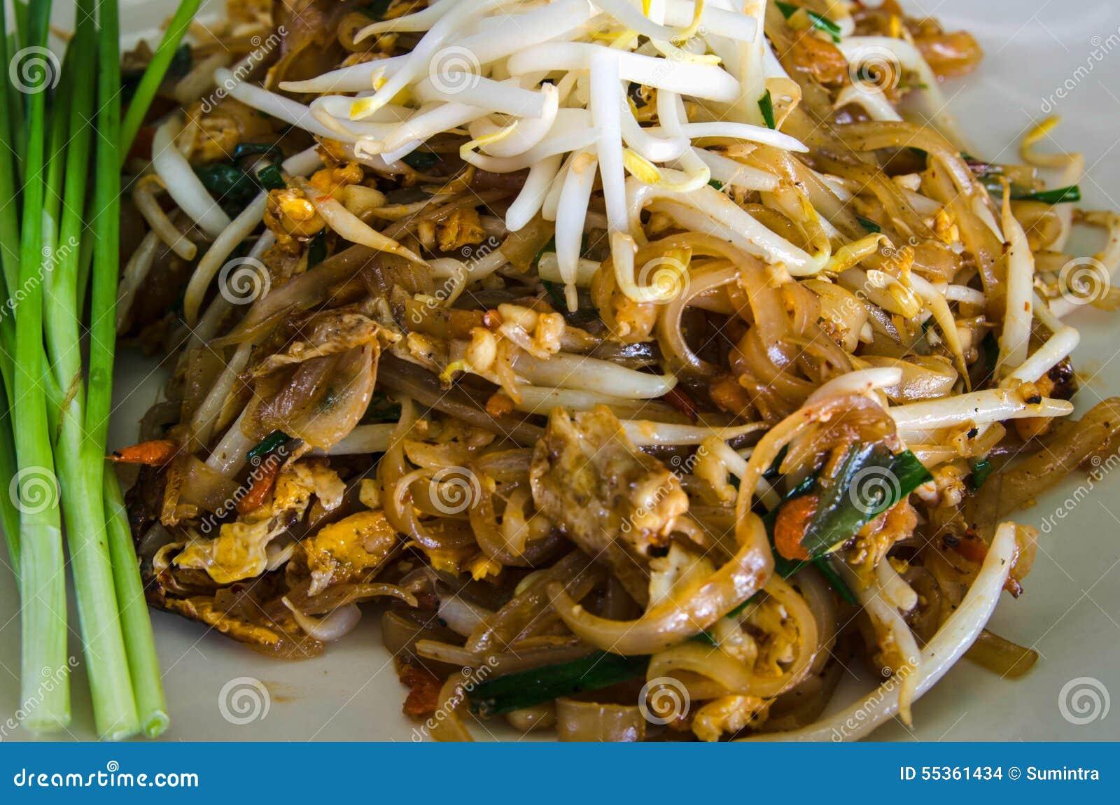 Riempia tailandese, le scalpore Tailandia tradizionale di alimento tailandese