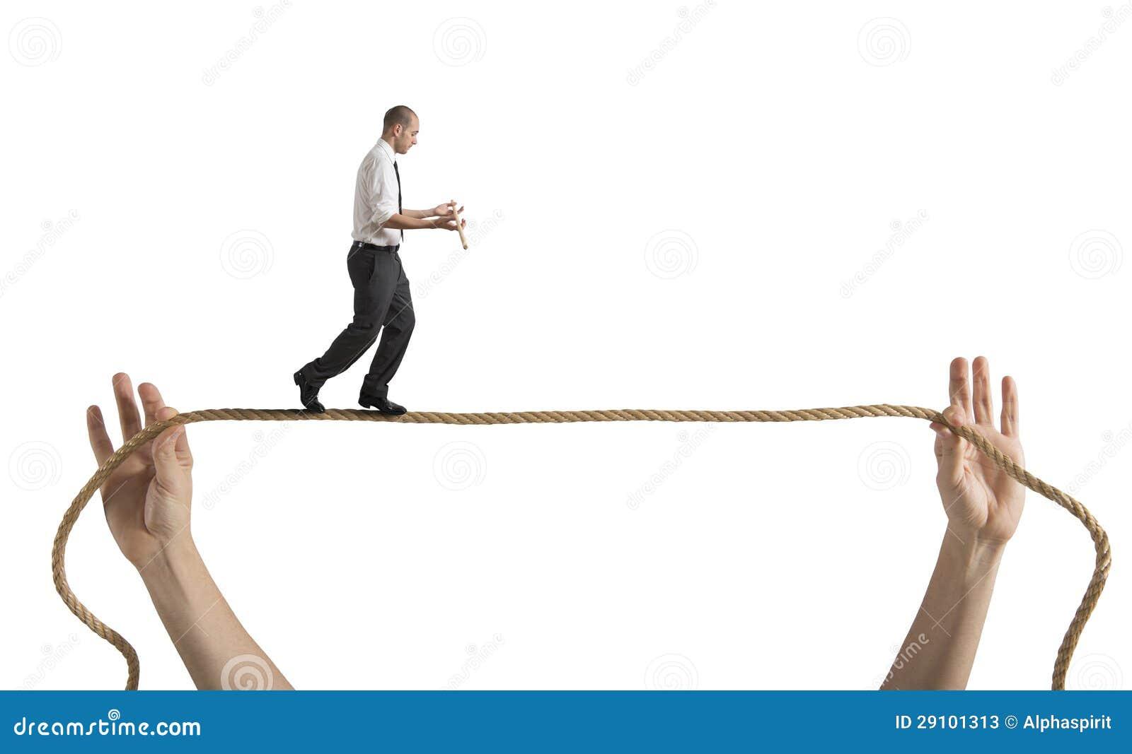 Riesgos y desafíos de la vida empresarial