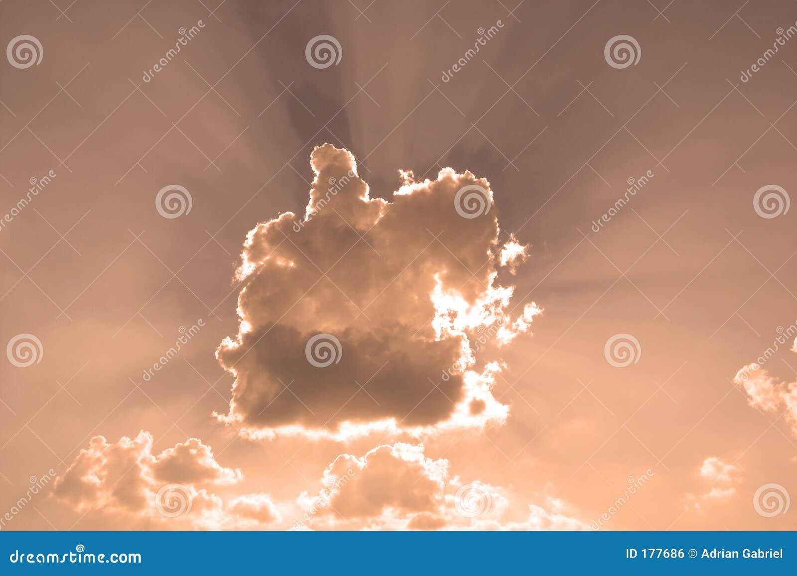 Riflessione del cielo