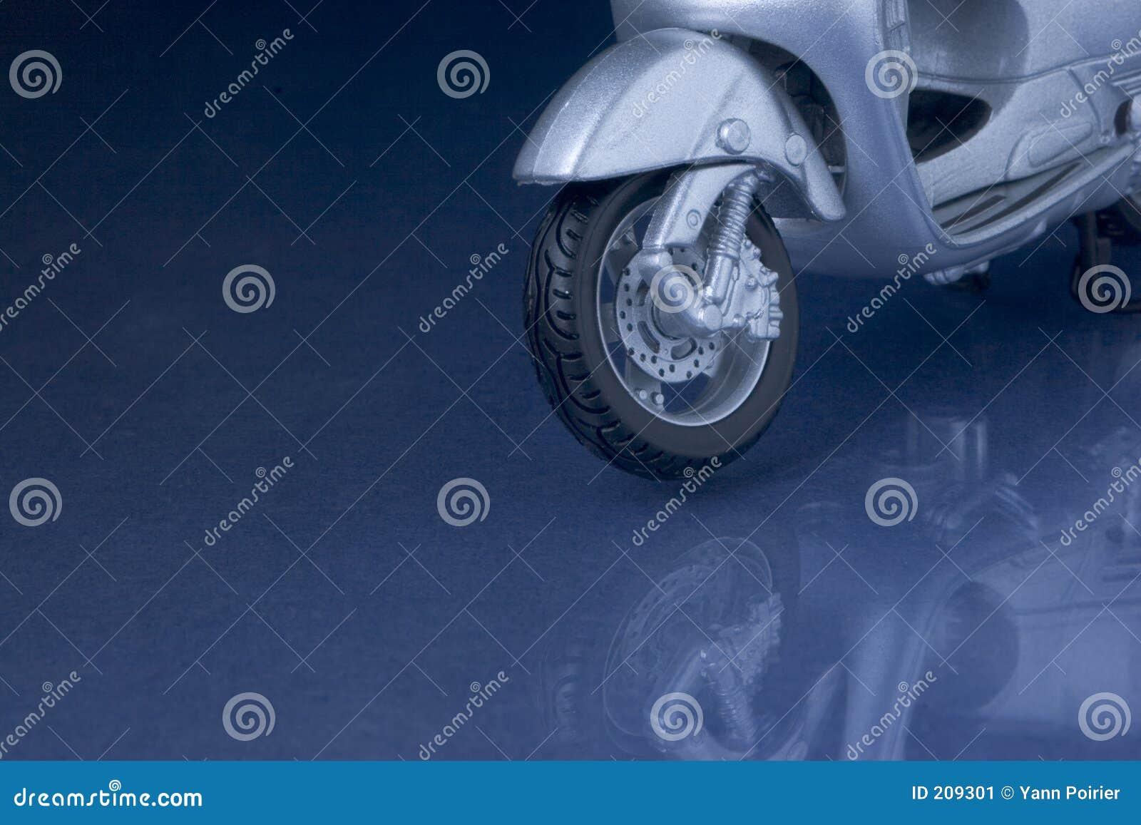 Riflessione del motorino