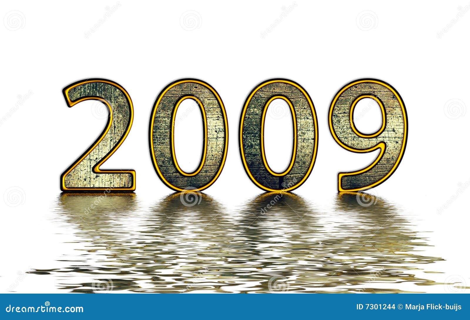 Riflessione dorata 2009