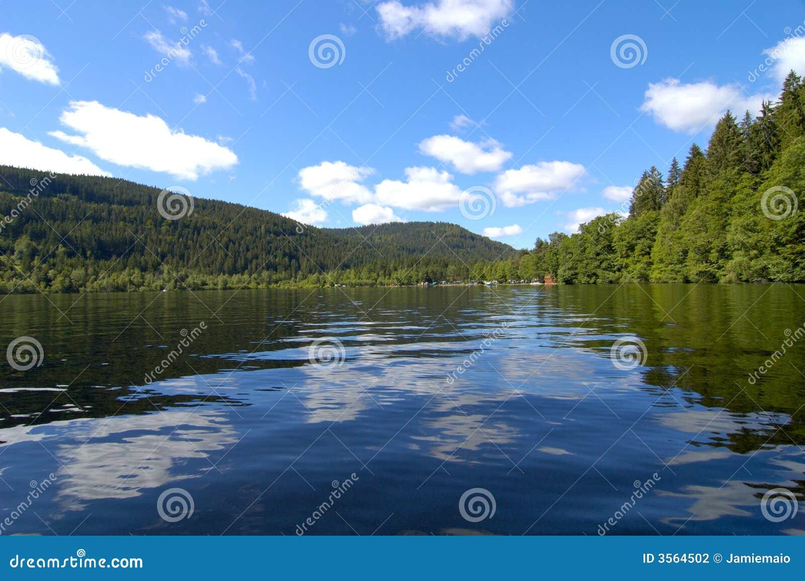 Riflessioni del lago