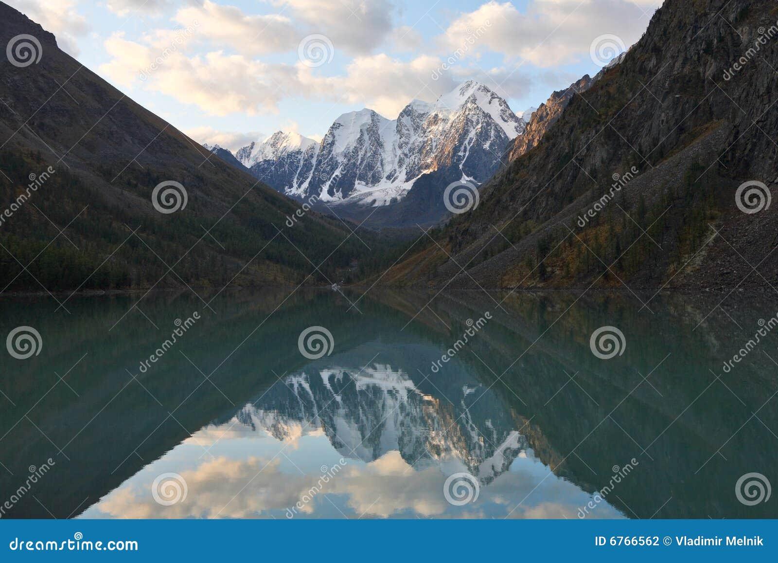 Riflessioni della montagna