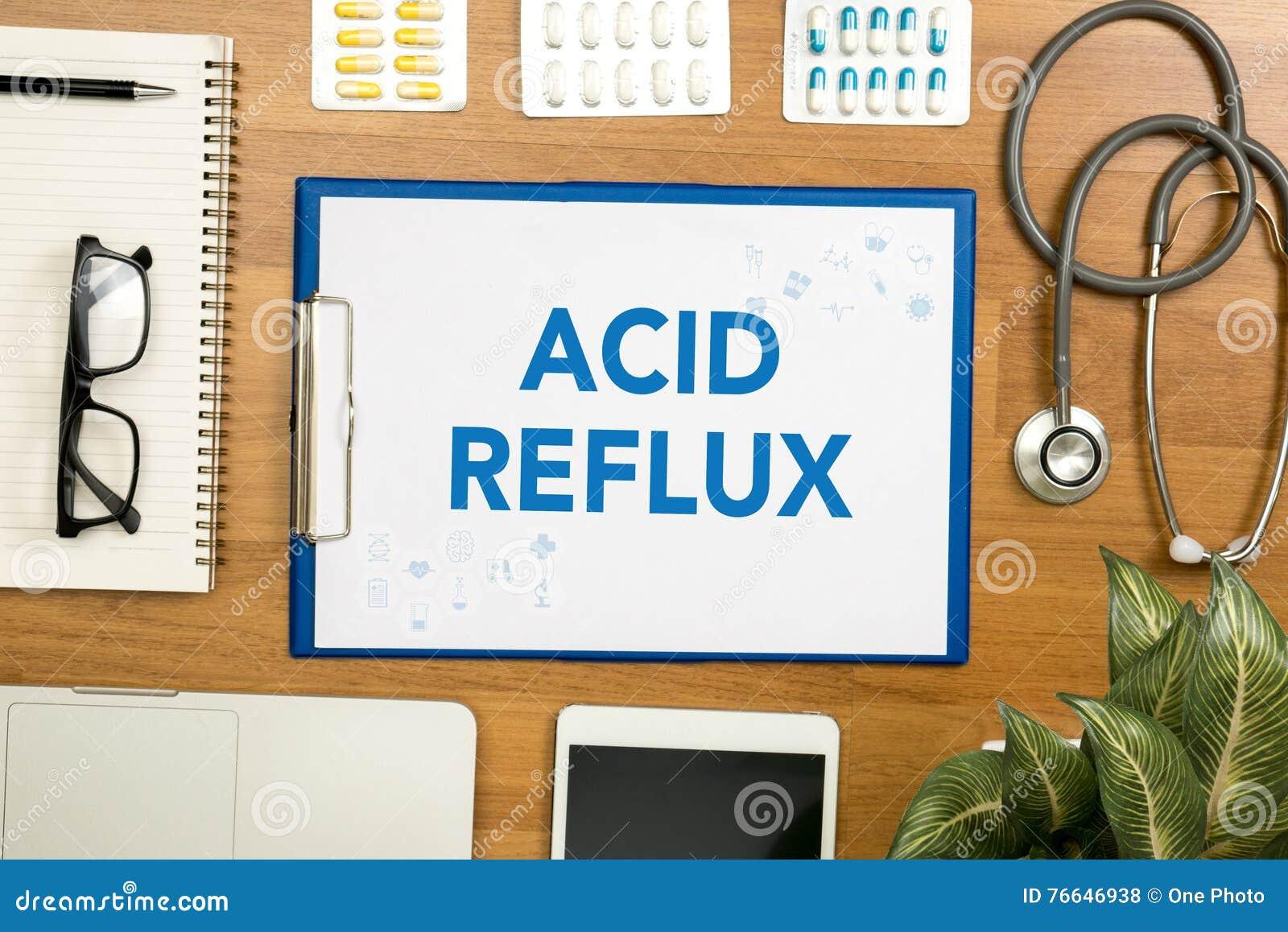 Riflusso acido