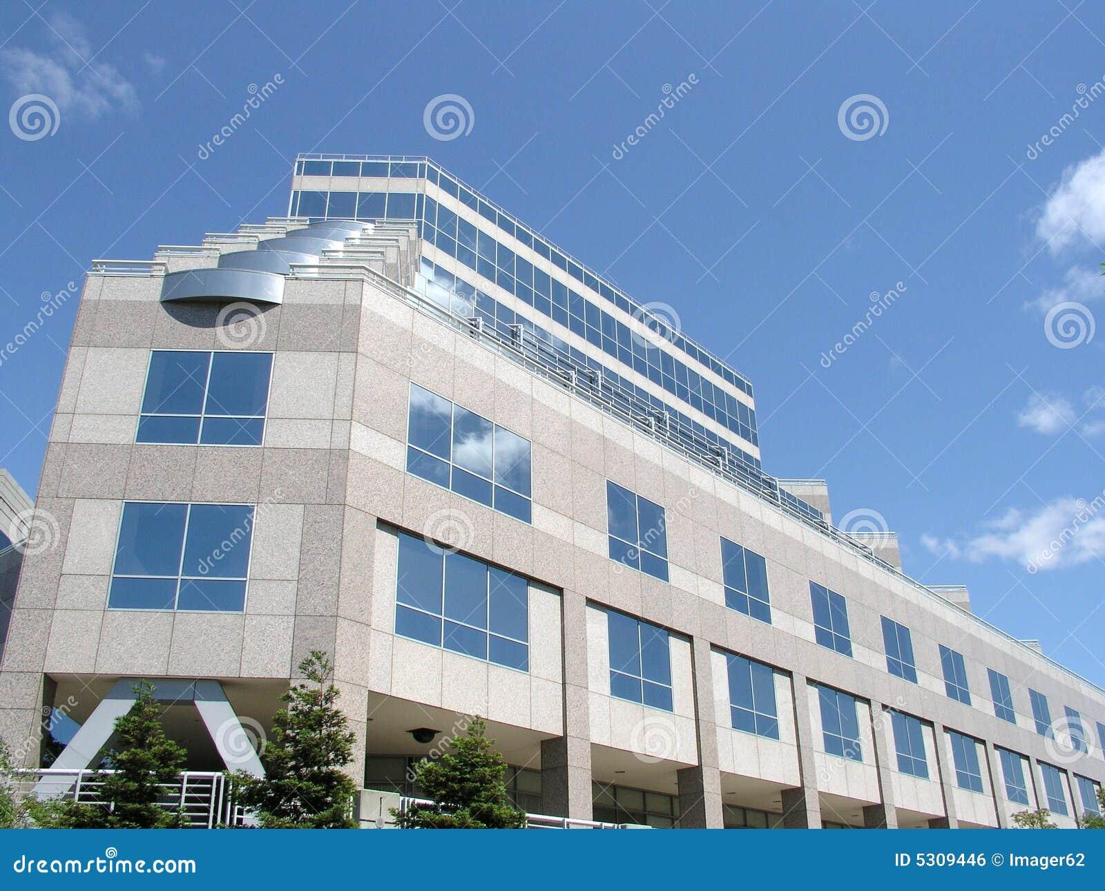 Download Riga degli uffici fotografia stock. Immagine di struttura - 5309446