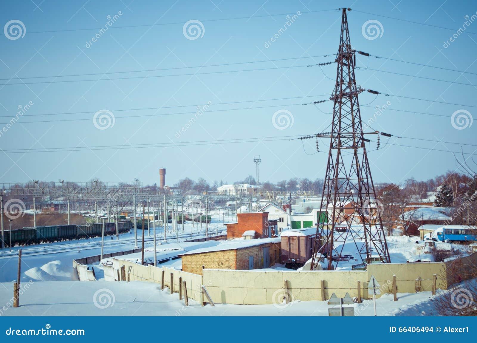Riga di energia elettrica