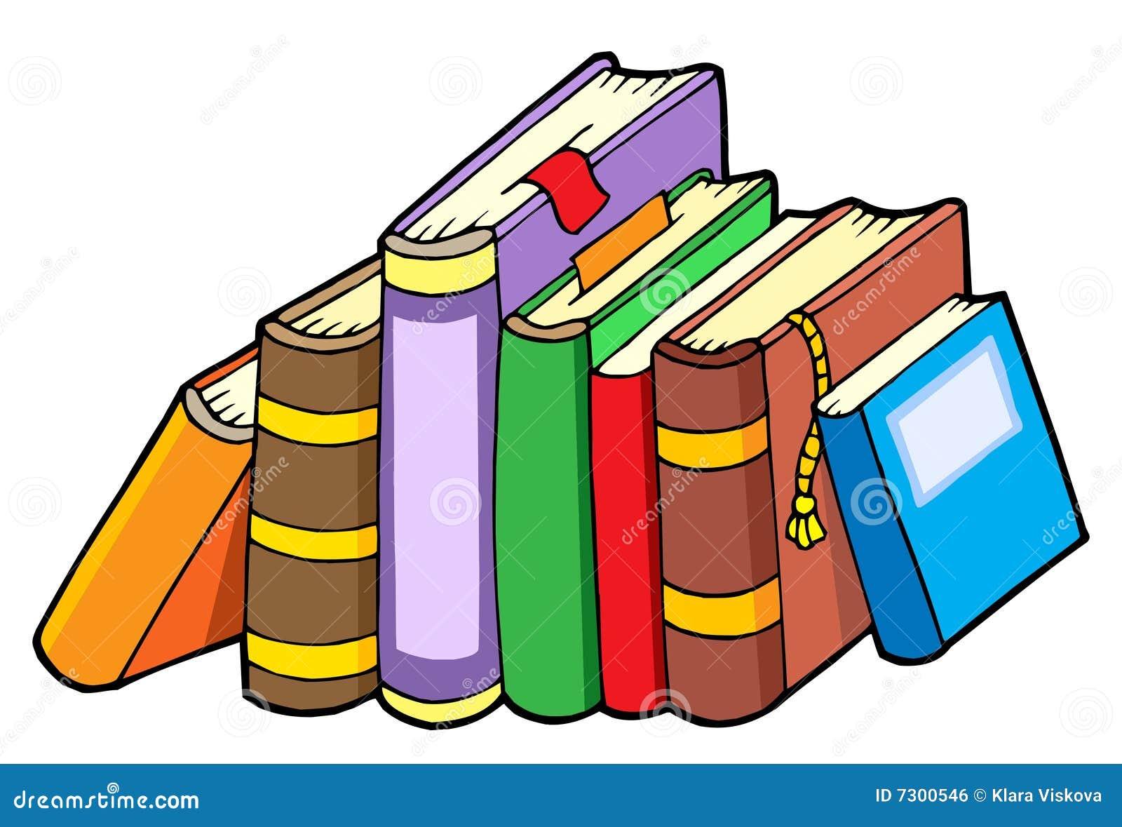 Riga di vari libri