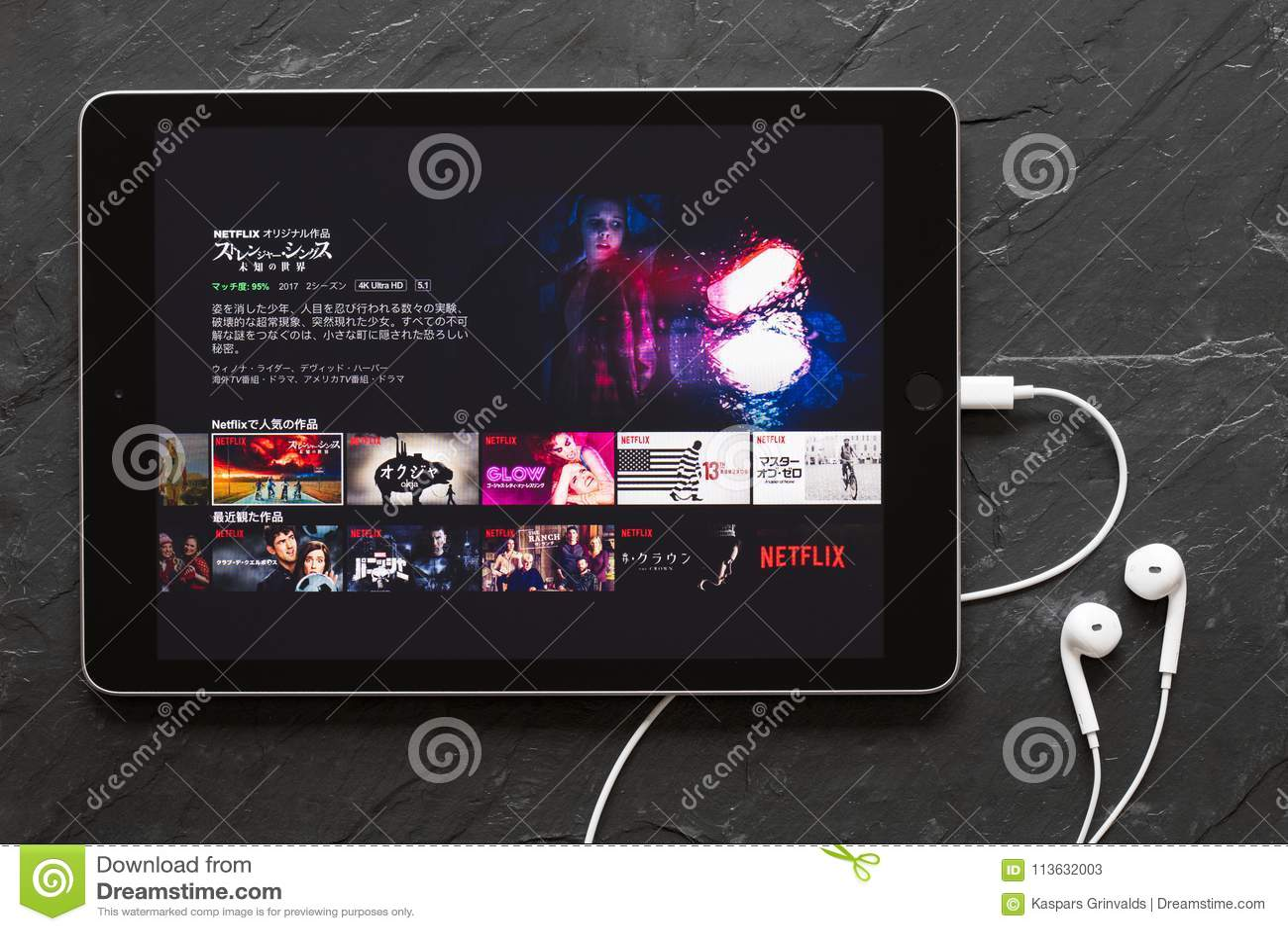 netflix download app for ipad