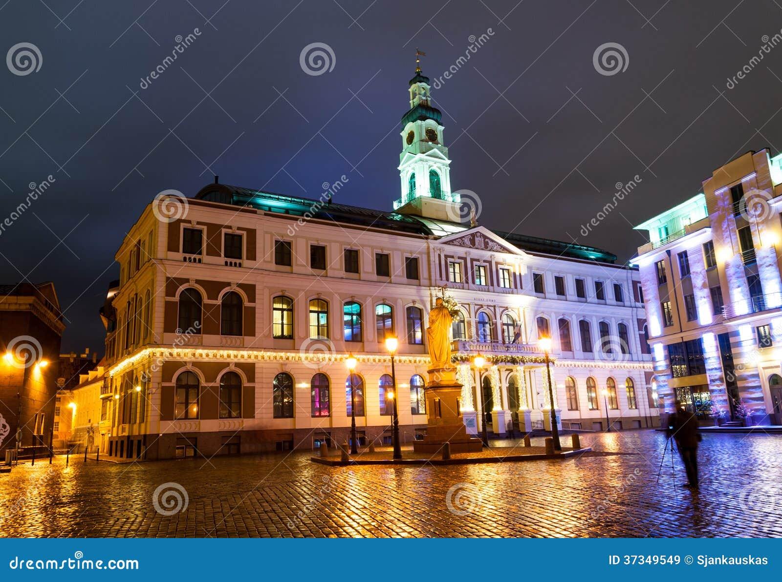 Riga stadshus