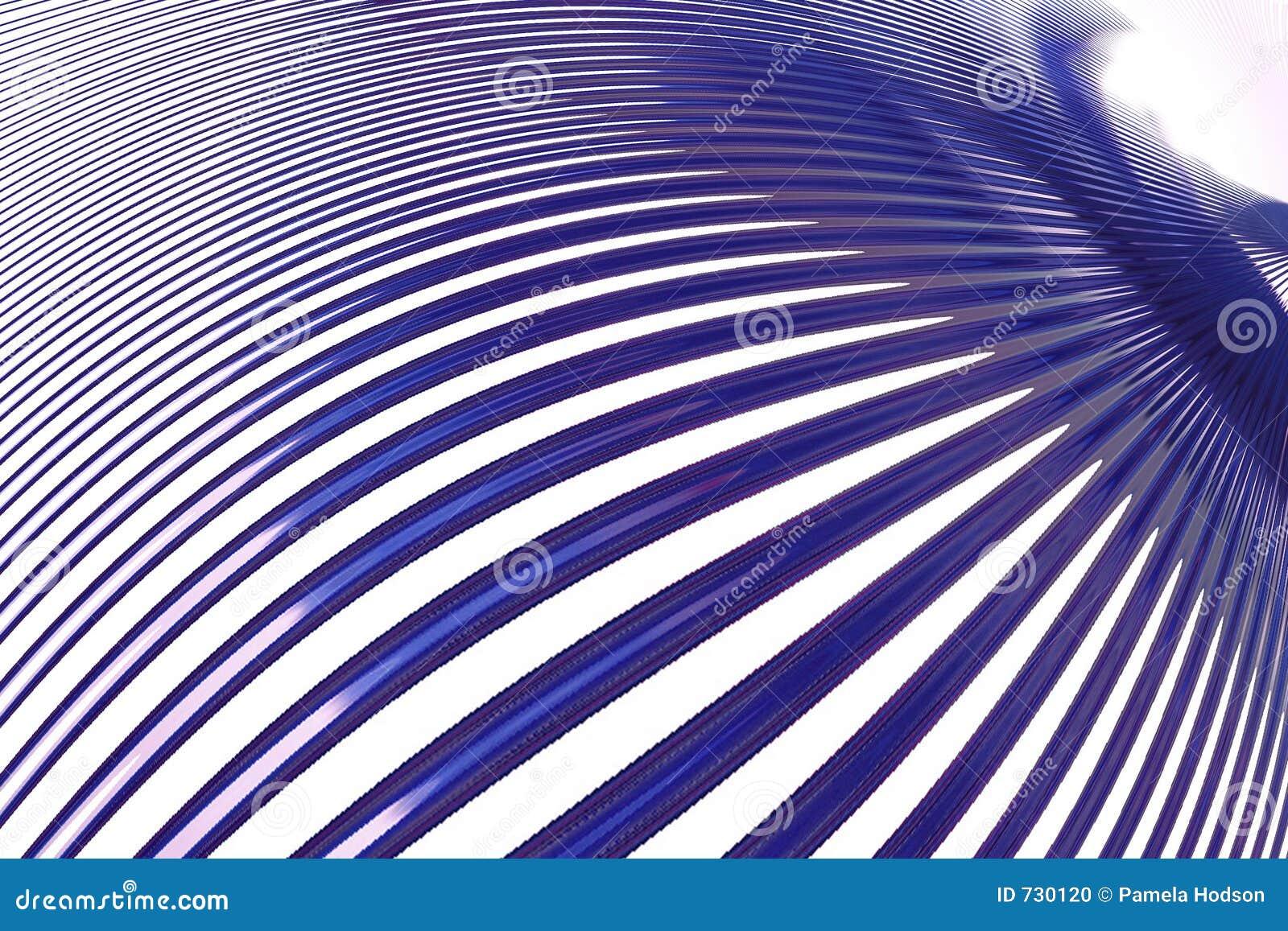 Righe blu