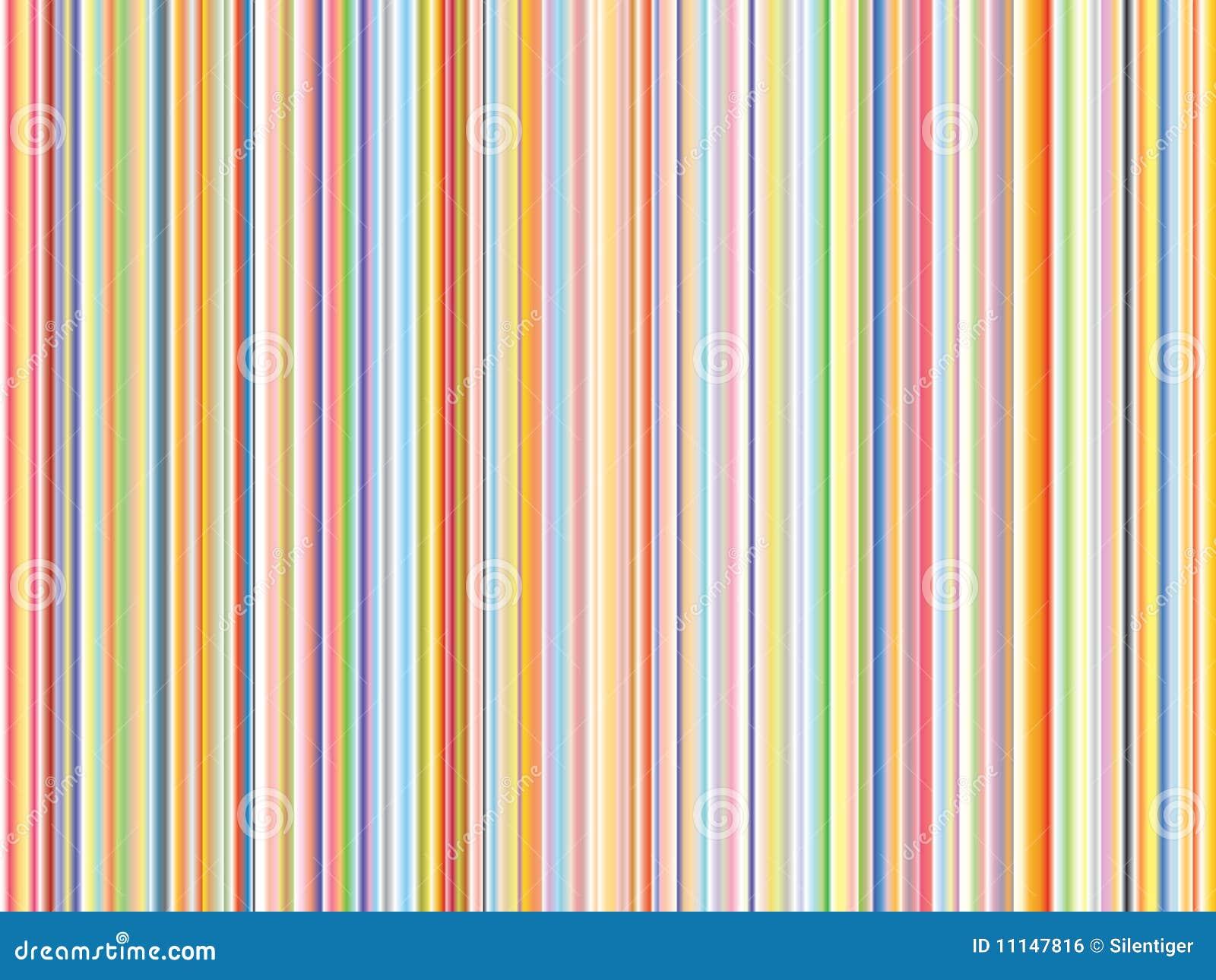 Righe Colorate Immagine Stock Libera da Diritti - Immagine: 11147816