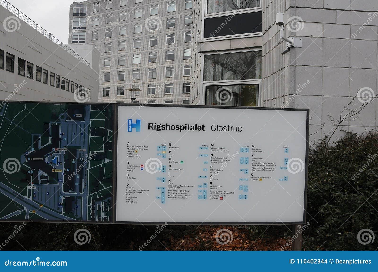 RIGSHOSPITAL GLOSTRUP W GLOSTRUP DANI