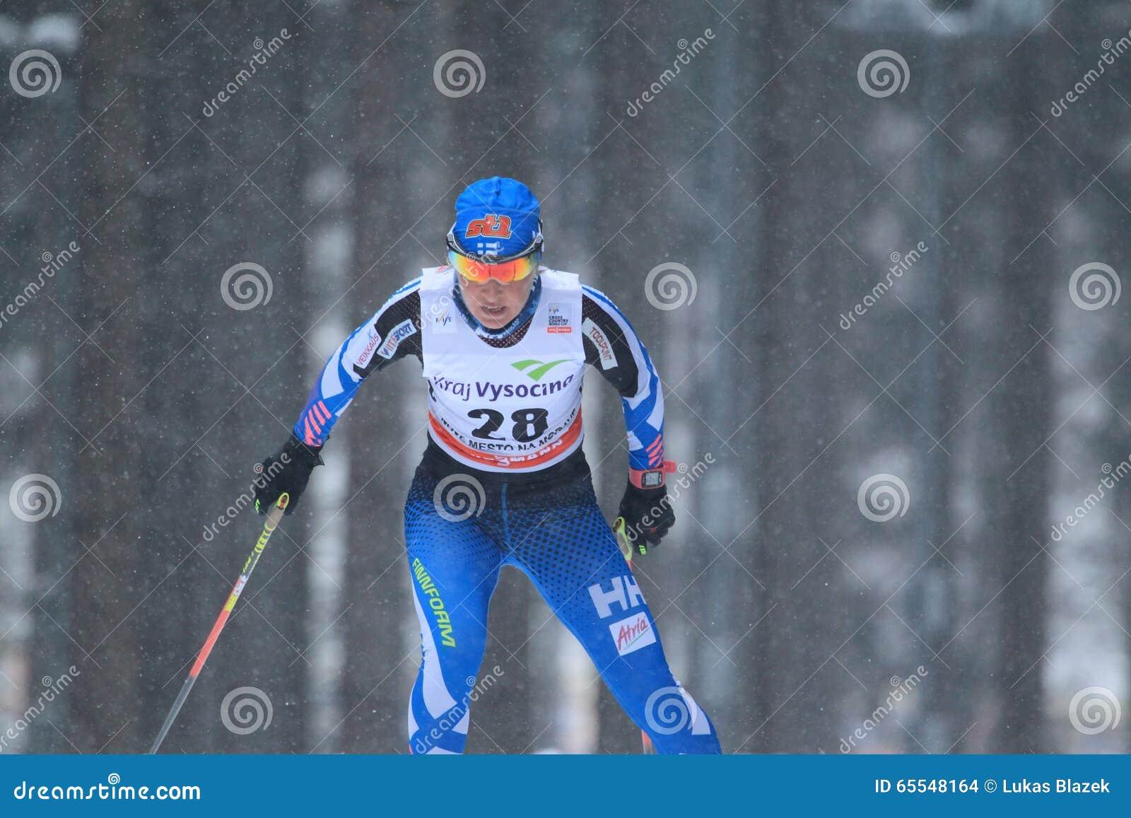 Riitta-Liisa Roponen - cross country skiing