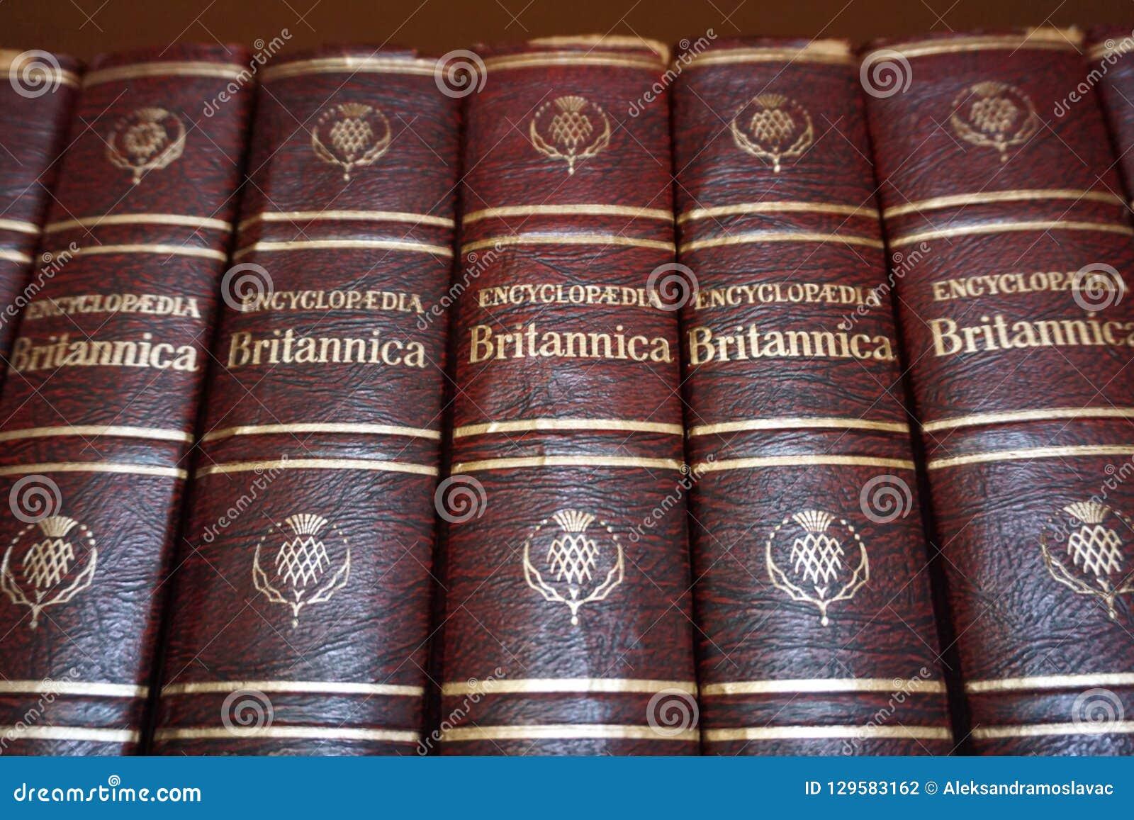 Rijeka, Croatia, September 25, 2018  Encyclopedia Britannica