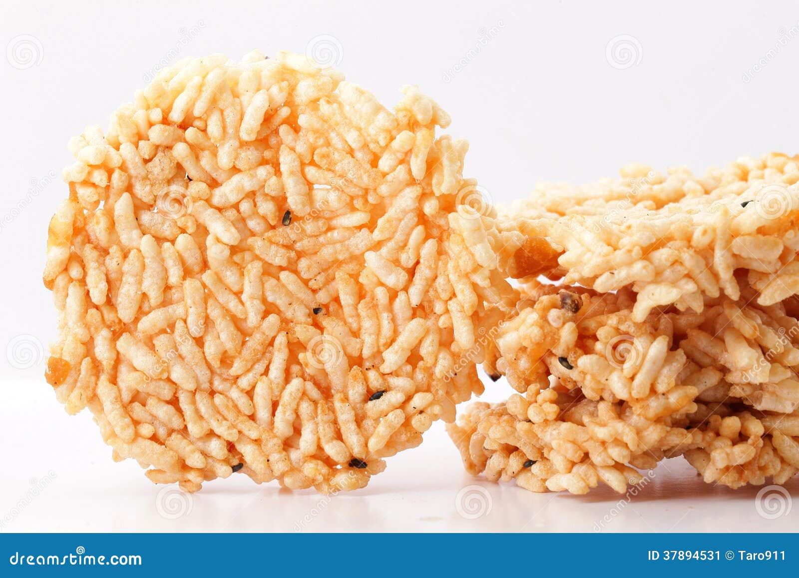 Rijstcracker