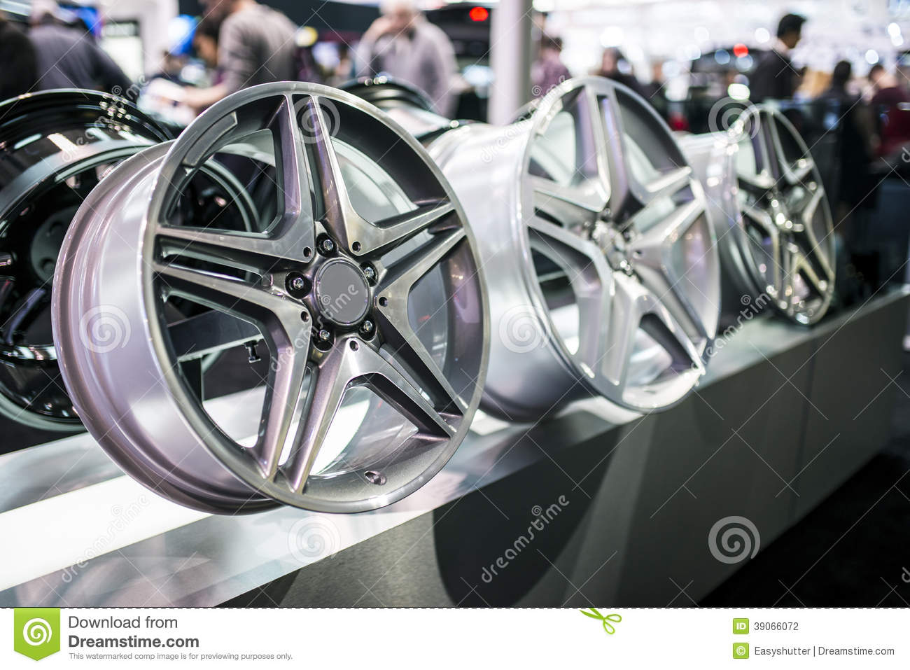 Rims In Toronto Car Show Stock Photo Image Of Tire Show - Show rims on car before you buy