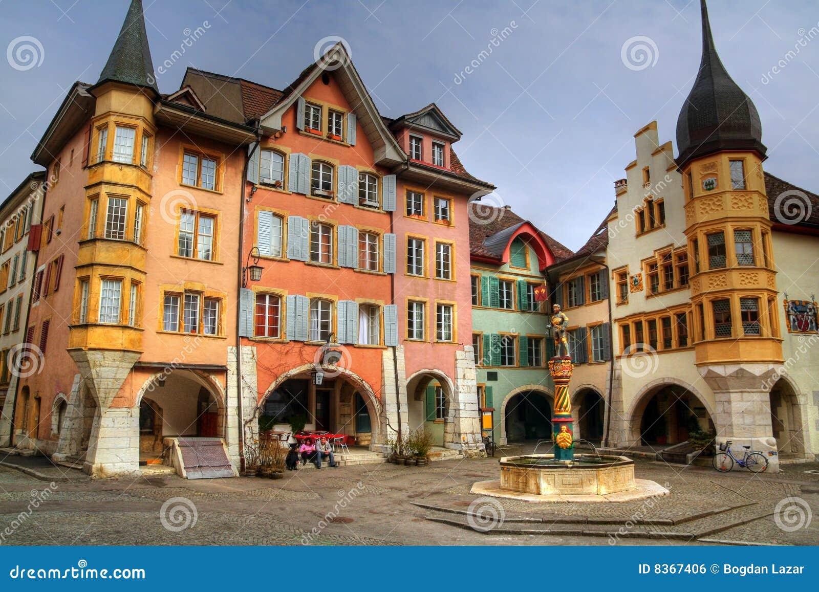 The Ring 01, Biel (Bienne), Switzerland