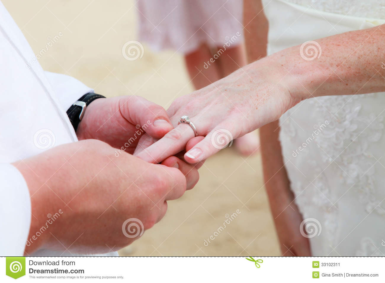 Ring exchange stock image. Image of up, groom, event - 33102311