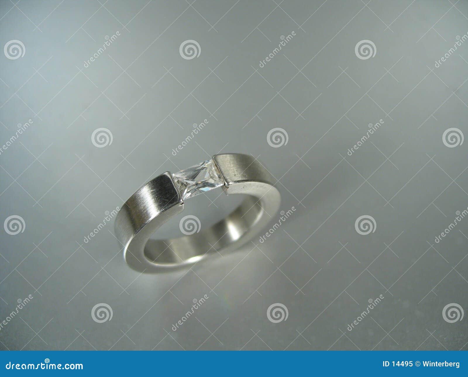 Ring srebra