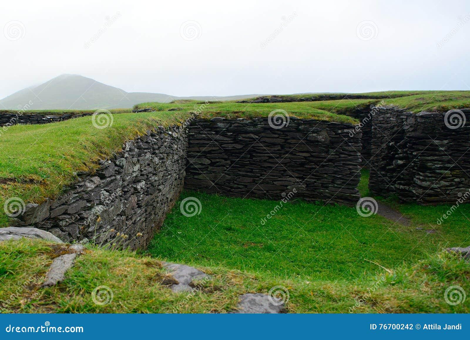 Ringfort, Leacanabuile,爱尔兰