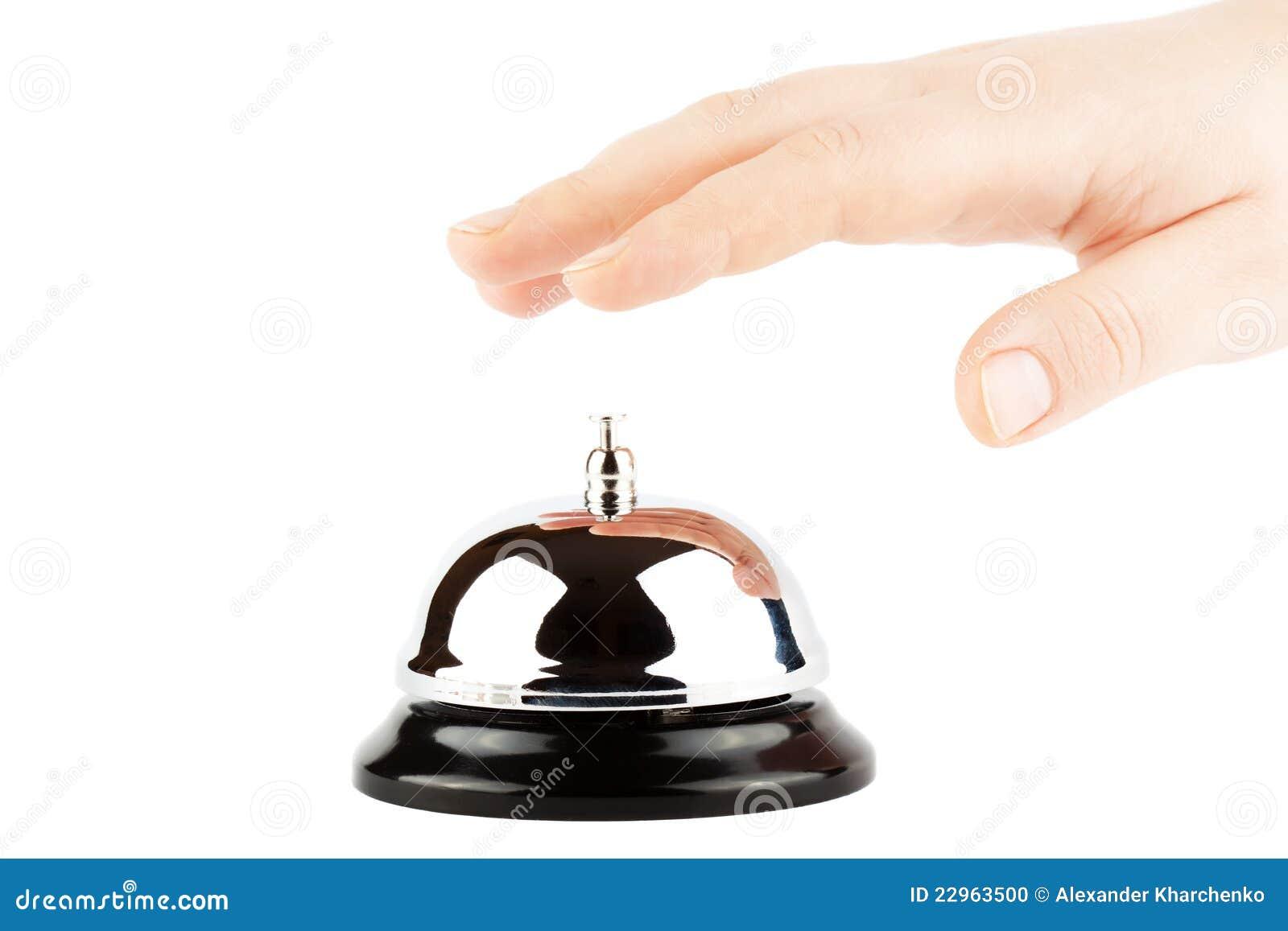 Room Service Bell Sound