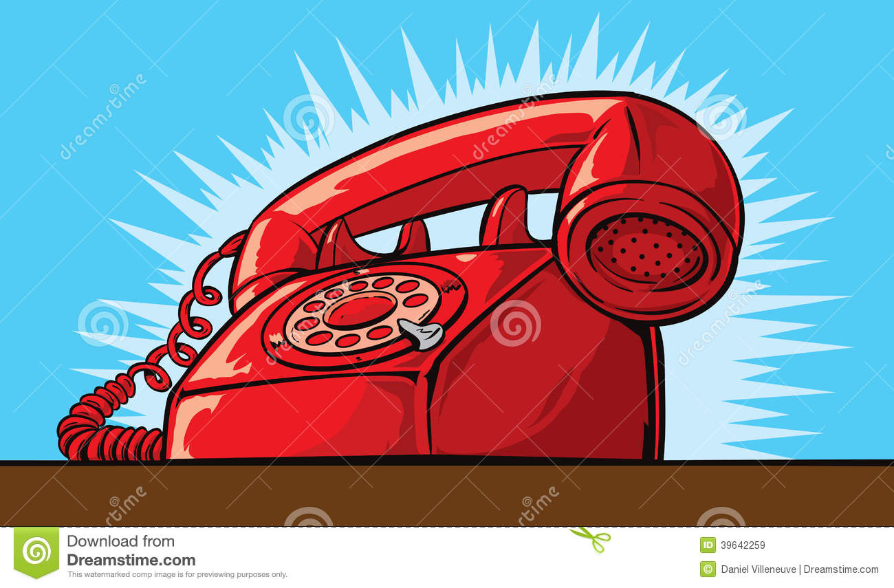 Phone Ringing Off The Hook