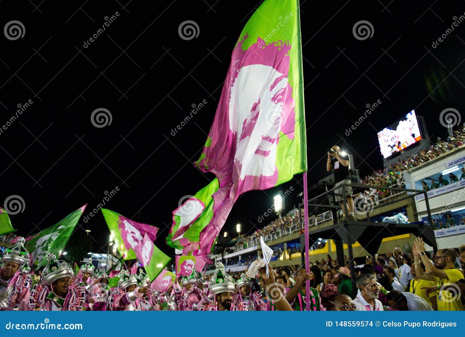 Carnival 2019 - Mangueira