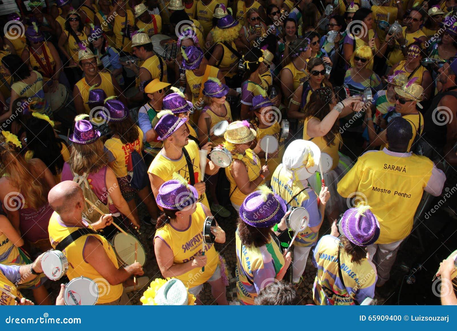 Rio de janeiro Carnival - Simpatia é Quase Amor