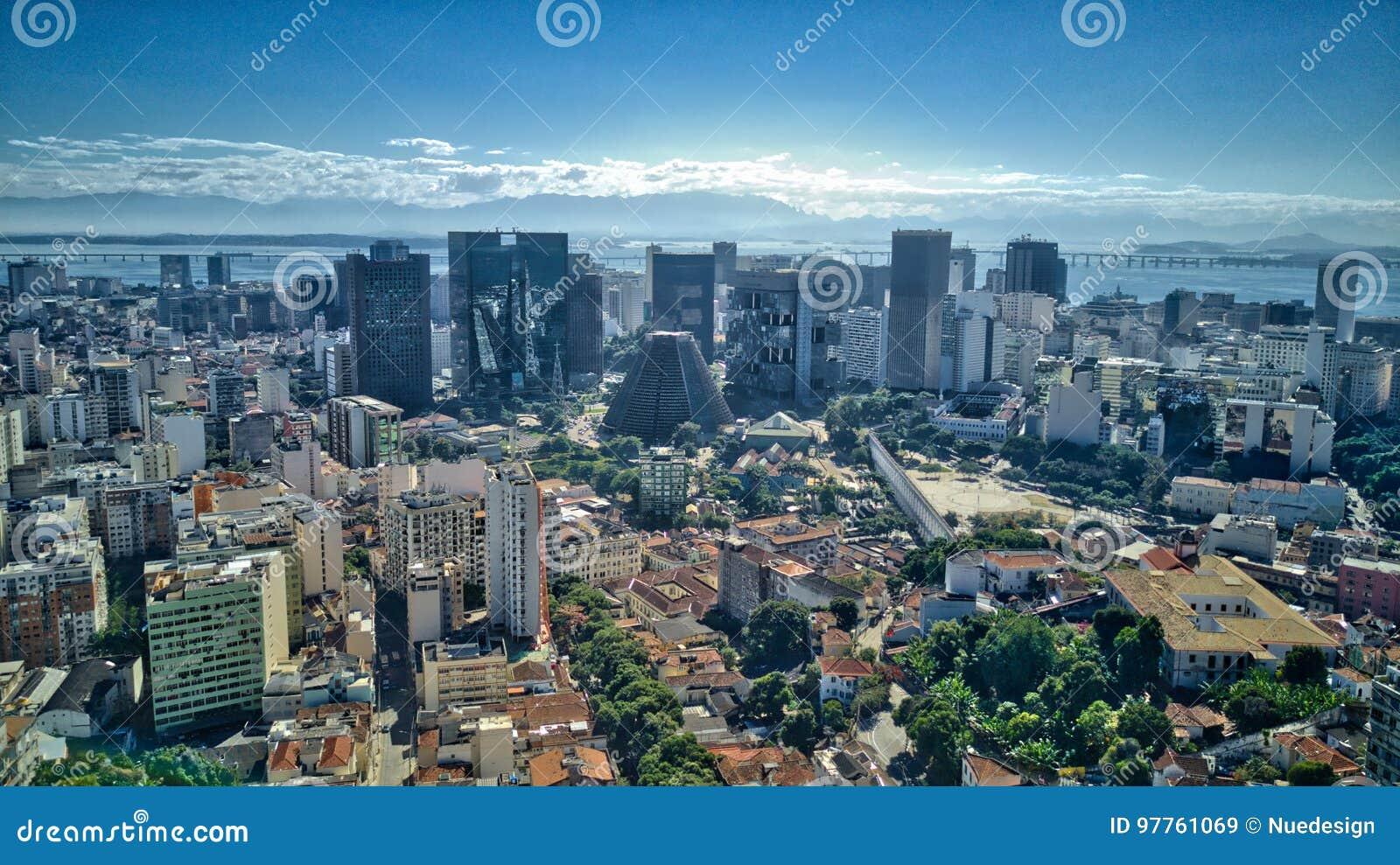 Rio de Janeiro - Downtown