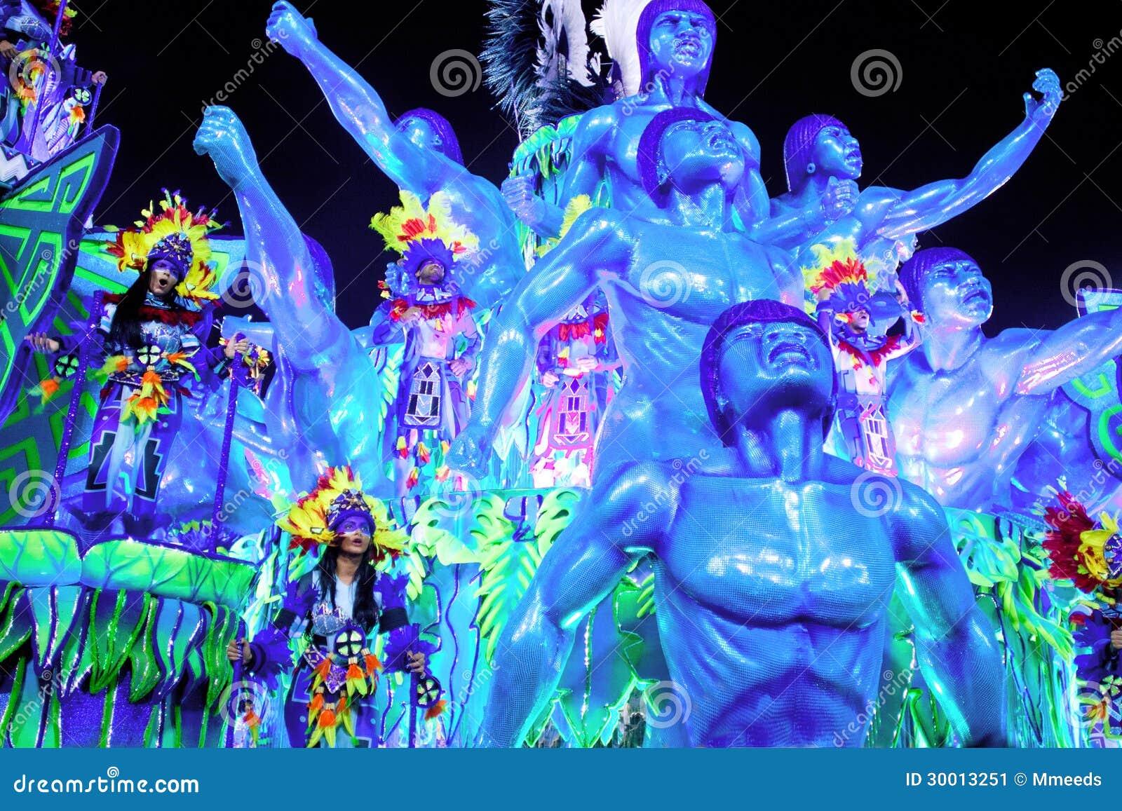 Brazilian carnival costume ideas
